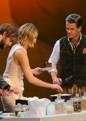 Jennifer Lawrence - Wetten dass TV Show -12