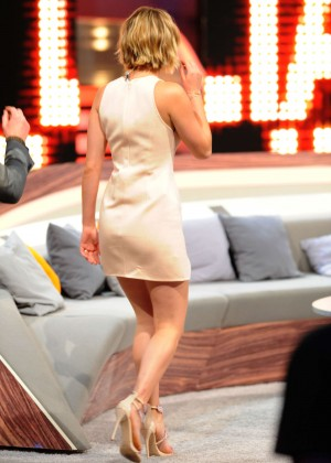Jennifer Lawrence - Wetten dass TV Show -16