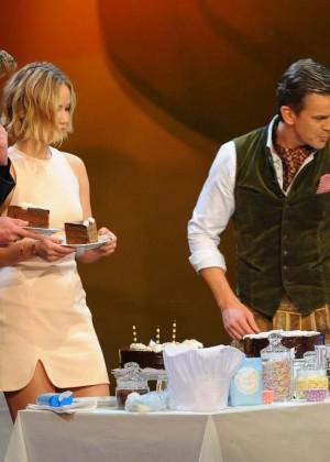 Jennifer Lawrence - Wetten dass TV Show -21