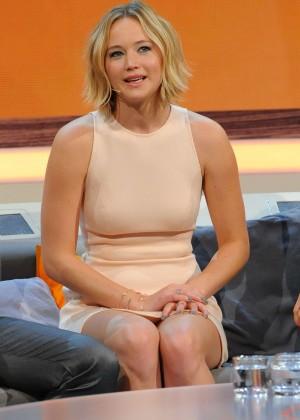 Jennifer Lawrence - Wetten dass TV Show -22