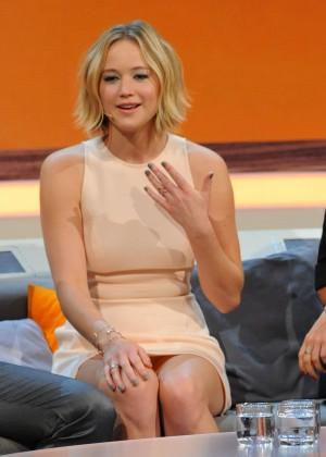 Jennifer Lawrence - Wetten dass TV Show -30