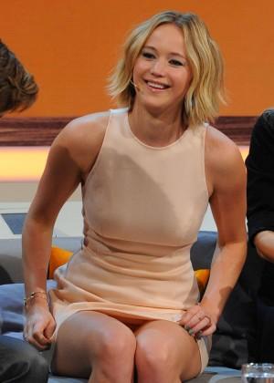 Jennifer Lawrence - Wetten dass TV Show -31