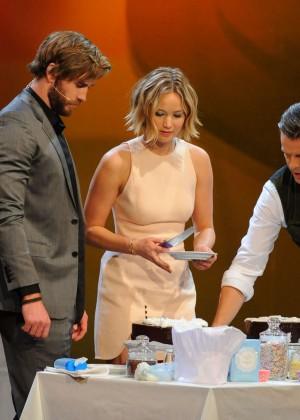 Jennifer Lawrence - Wetten dass TV Show -32