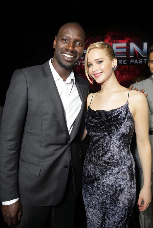 Jennifer Lawrence – X-Men: Days Of Future Past premiere -04