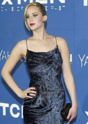 Jennifer Lawrence - X-Men: Days Of Future Past premiere -05