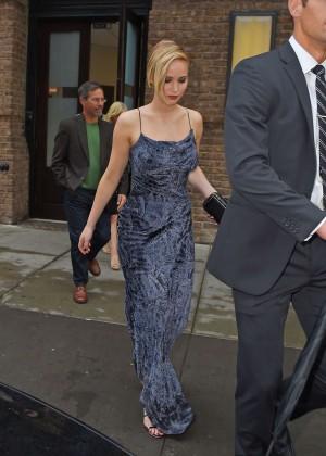Jennifer Lawrence - X-Men: Days Of Future Past premiere -07