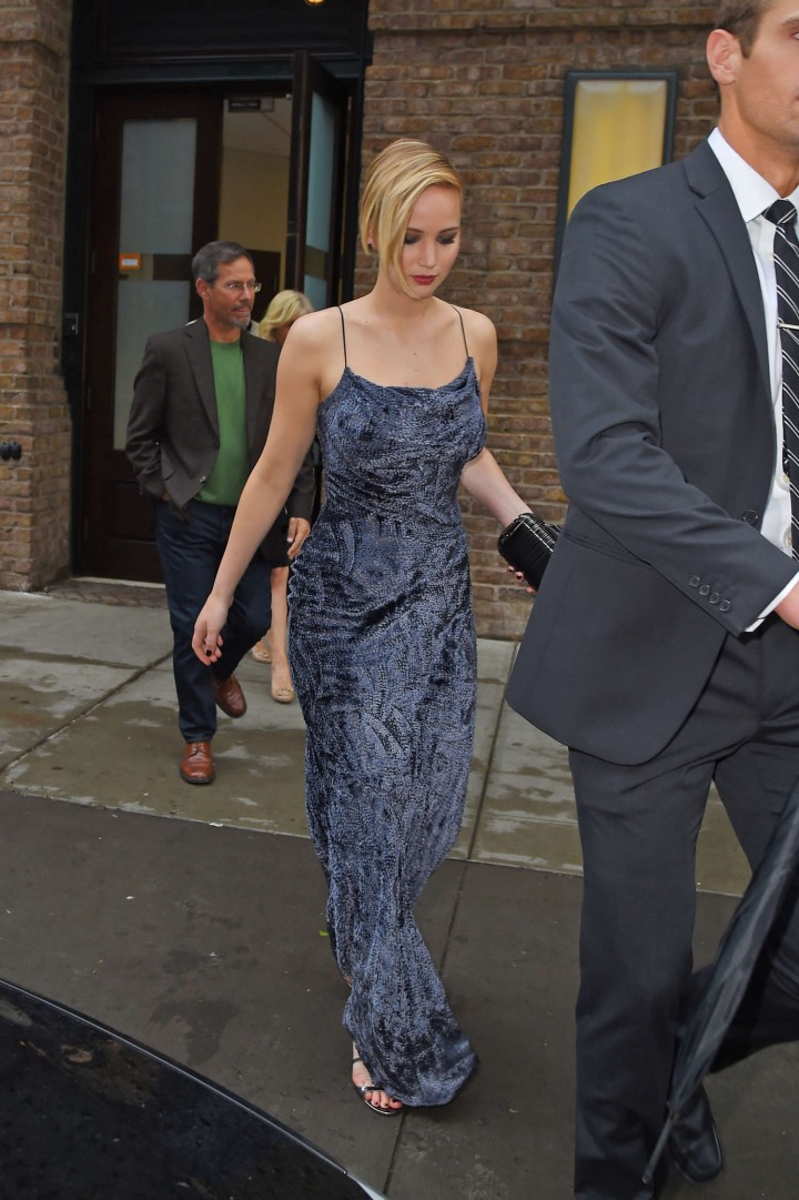 Jennifer Lawrence – X-Men: Days Of Future Past premiere -07