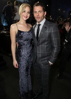 Jennifer Lawrence - X-Men: Days Of Future Past premiere -10