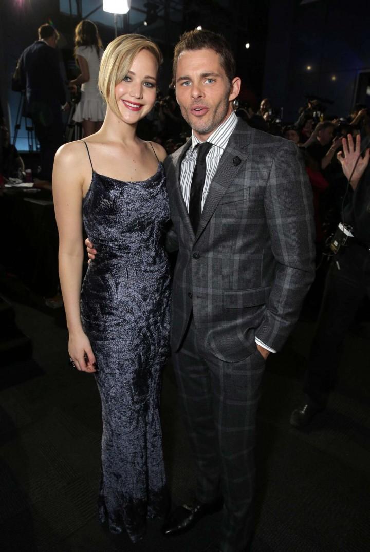 Jennifer Lawrence – X-Men: Days Of Future Past premiere -10