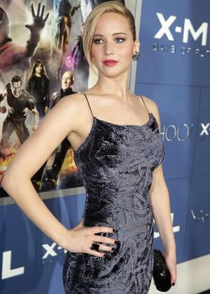 Jennifer Lawrence - X-Men: Days Of Future Past premiere -13