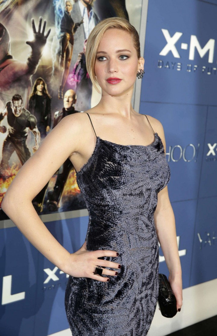 Jennifer Lawrence - X-Men: Days Of Future Past premiere -13