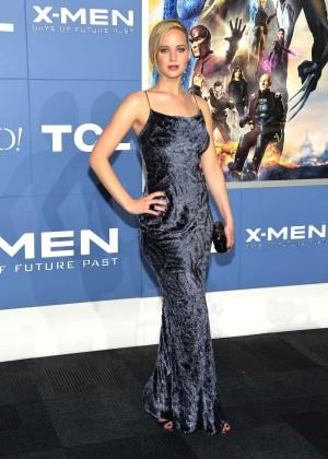Jennifer Lawrence - X-Men: Days Of Future Past premiere -14