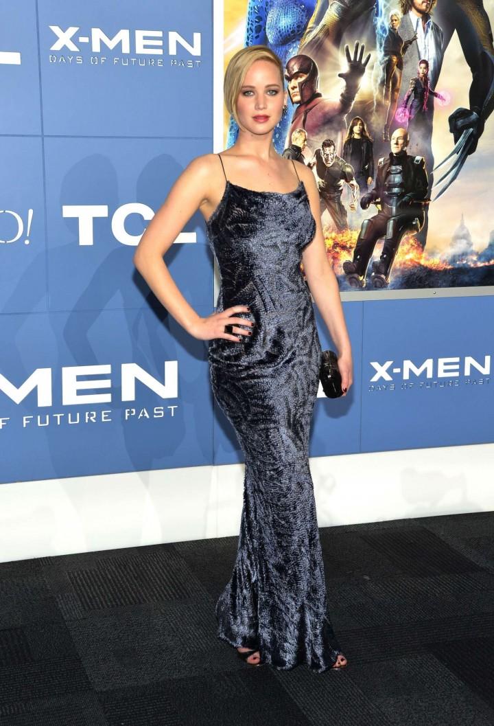 Jennifer Lawrence – X-Men: Days Of Future Past premiere -14