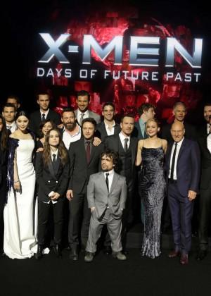 Jennifer Lawrence - X-Men: Days Of Future Past premiere -18