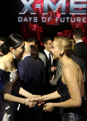 Jennifer Lawrence - X-Men: Days Of Future Past premiere -20