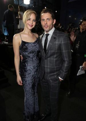 Jennifer Lawrence - X-Men: Days Of Future Past premiere -21