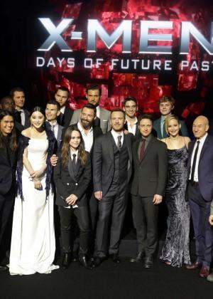 Jennifer Lawrence - X-Men: Days Of Future Past premiere -22