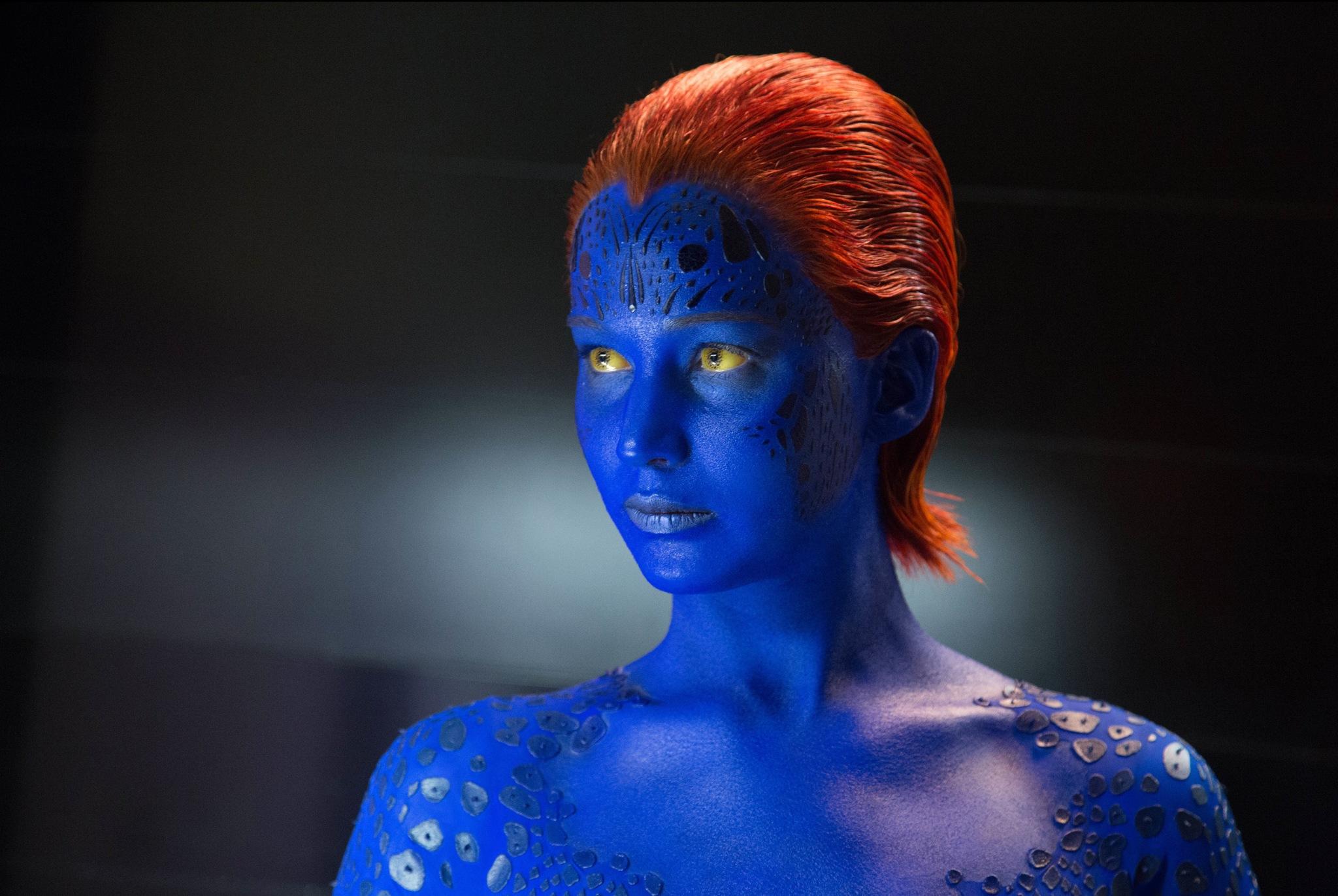 Jennifer Lawrence X-Men : Days of Future Past Promotional