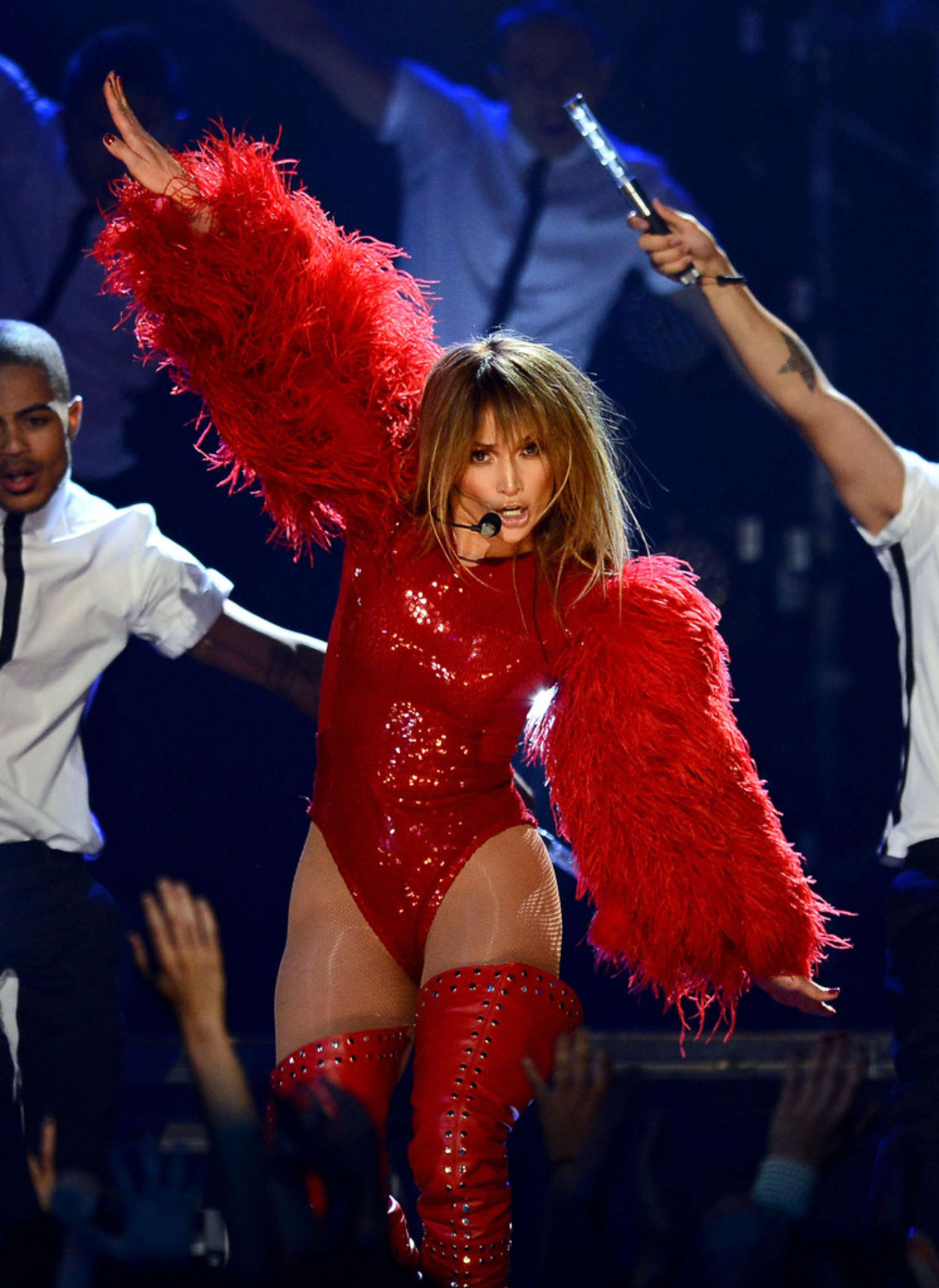 Jennifer Lopez - 2013 Billboard Music Awards in Las Vegas ... Jennifer Lopez Las Vegas