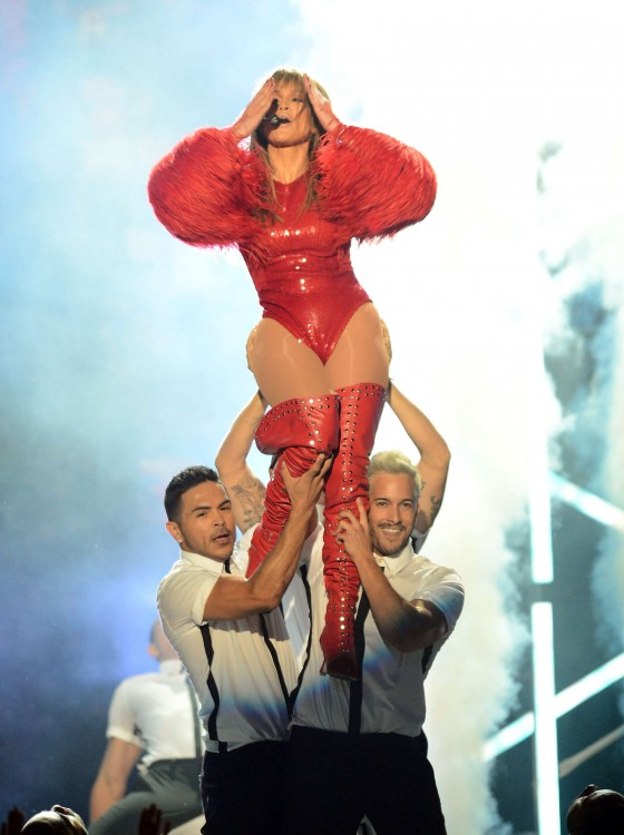 Jennifer Lopez – 2013 Billboard Music Awards in Las Vegas-73