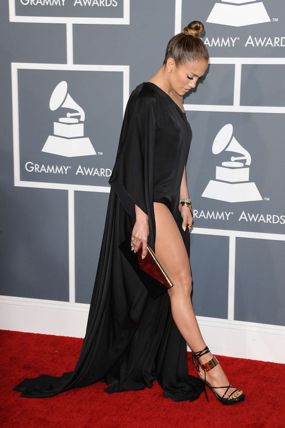 Jennifer Lopez – 2013 Grammy Awards-05