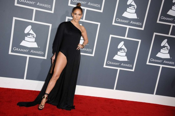 Jennifer Lopez – 2013 Grammy Awards-07