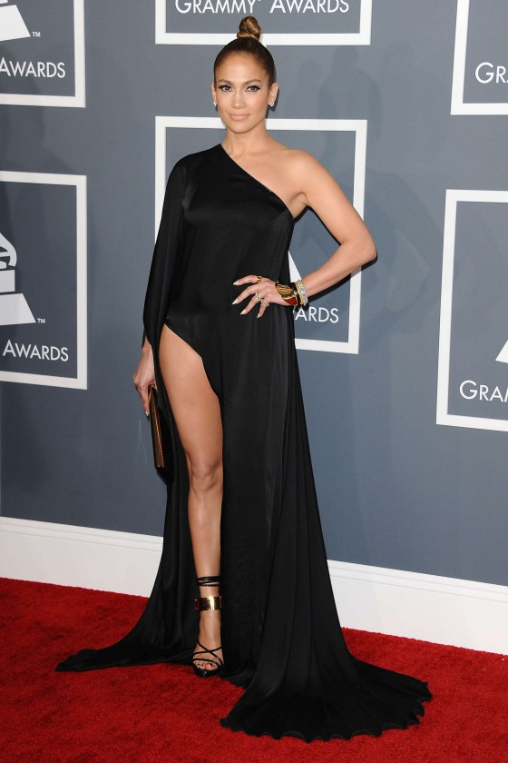Jennifer Lopez – 2013 Grammy Awards-12