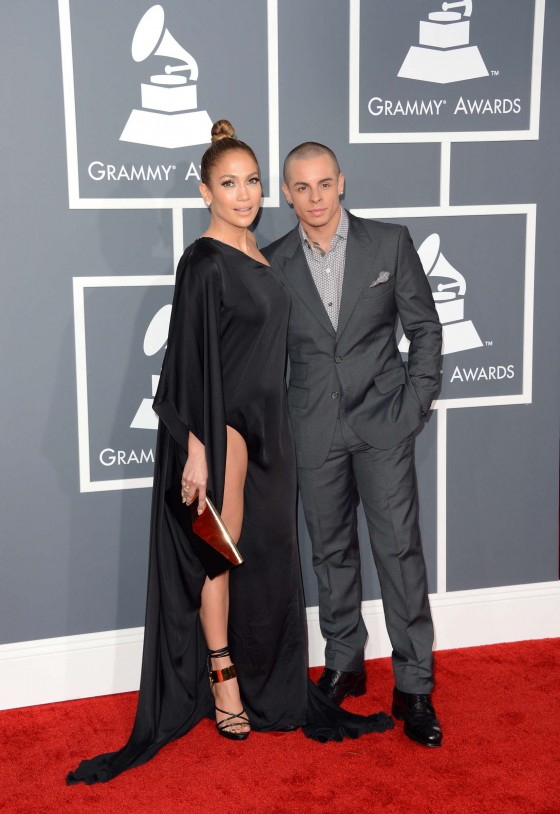 Jennifer Lopez – 2013 Grammy Awards-14