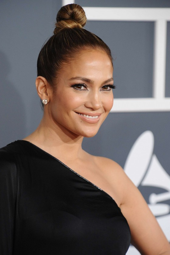 Jennifer Lopez – 2013 Grammy Awards-17