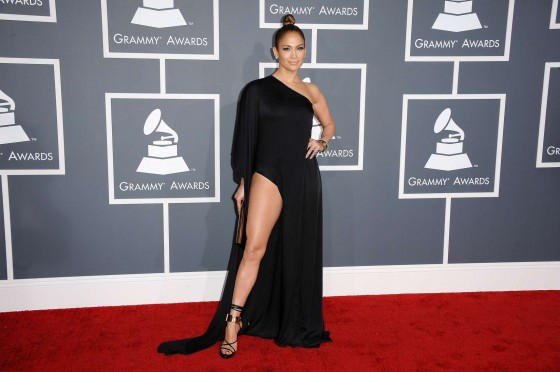 Jennifer Lopez – 2013 Grammy Awards-37