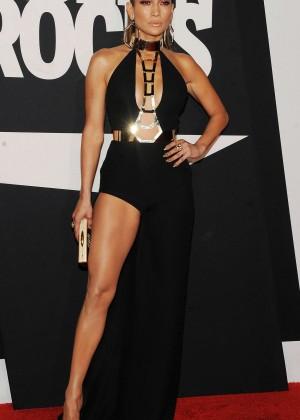 Jennifer Lopez: Red Carpet at 2014 Fashion Rocks in NY