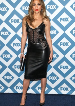 Jennifer Lopez: 2014 Fox All-Star Party -01