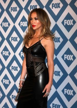 Jennifer Lopez: 2014 Fox All-Star Party -02