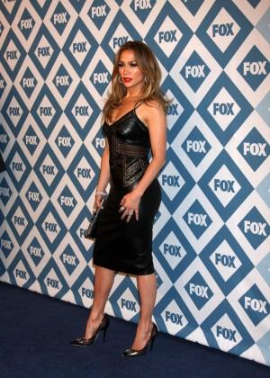Jennifer Lopez: 2014 Fox All-Star Party -03