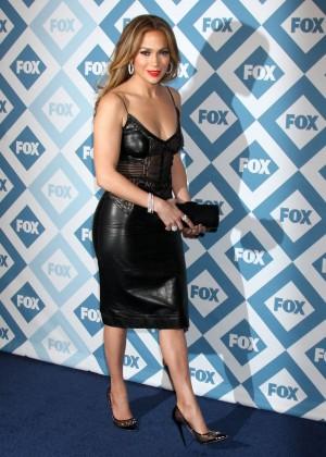 Jennifer Lopez: 2014 Fox All-Star Party -04