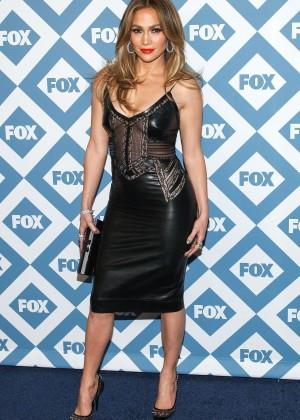Jennifer Lopez: 2014 Fox All-Star Party -05