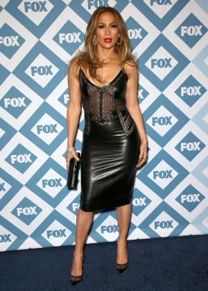 Jennifer Lopez: 2014 Fox All-Star Party -06