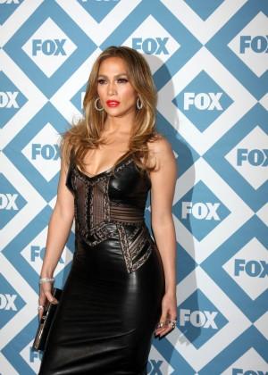 Jennifer Lopez: 2014 Fox All-Star Party -07