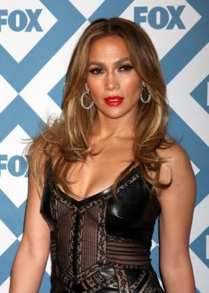 Jennifer Lopez: 2014 Fox All-Star Party -09
