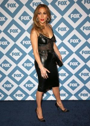 Jennifer Lopez: 2014 Fox All-Star Party -10