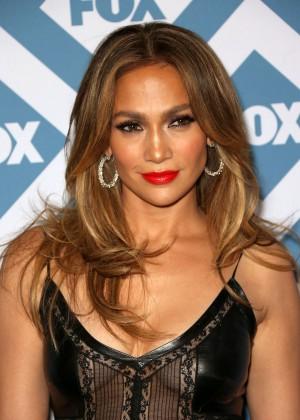 Jennifer Lopez: 2014 Fox All-Star Party -11