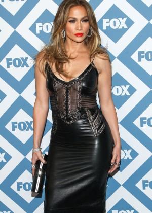 Jennifer Lopez: 2014 Fox All-Star Party -12