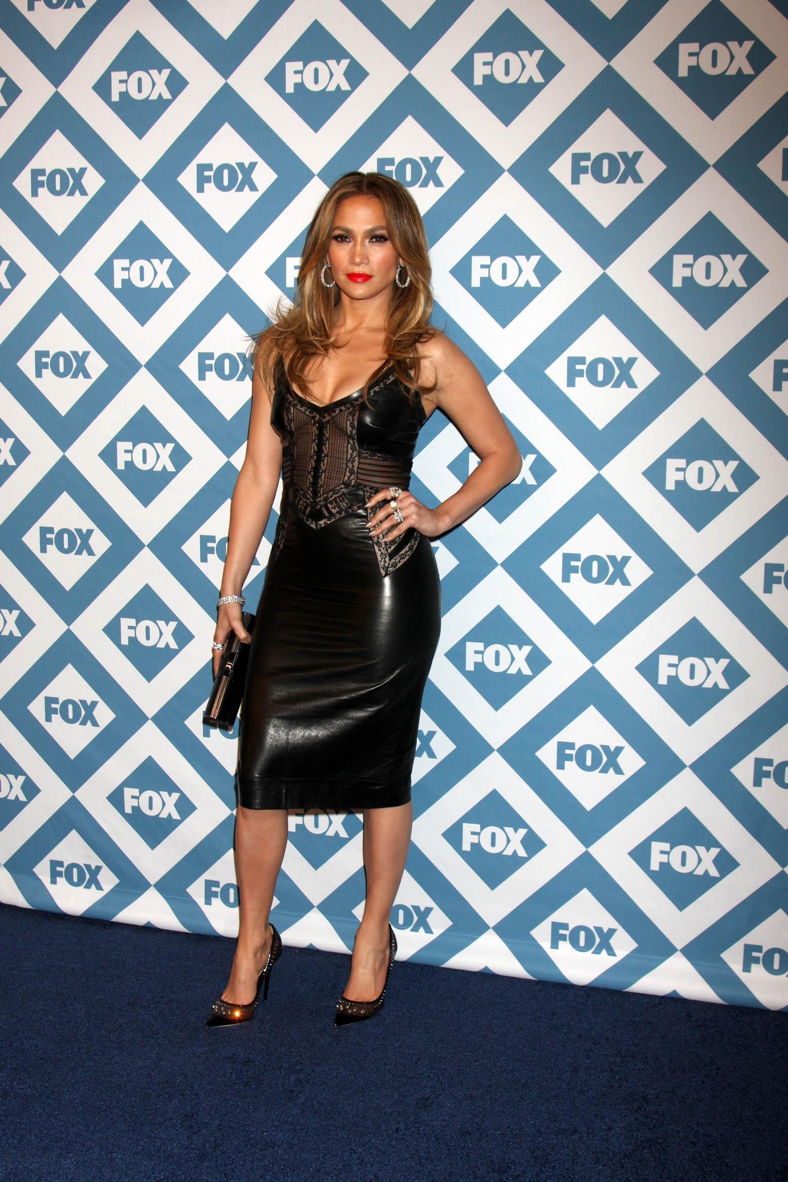 Jennifer Lopez: 2014 Fox All-Star Party -15 - GotCeleb