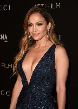 Jennifer Lopez - LACMA Art + Film Gala 2014 in LA