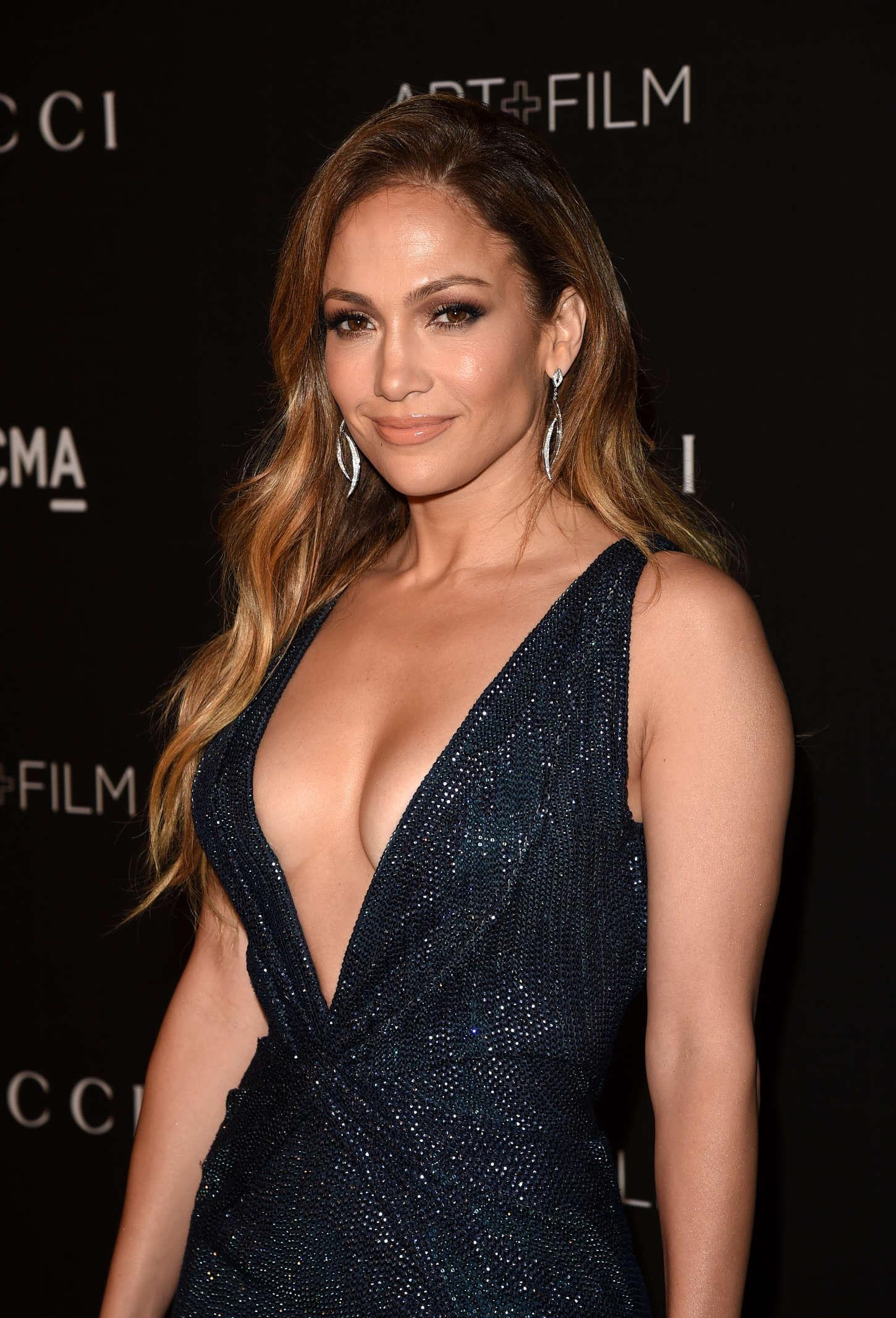 Jennifer Lopez - LACMA Art + Film Gala 2014 in LA