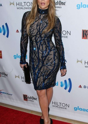 Jennifer Lopez: 2014 GLAAD Media Awards -08