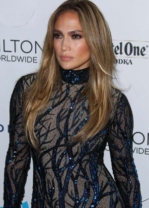 Jennifer Lopez: 2014 GLAAD Media Awards -12