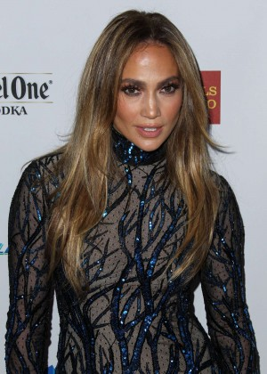 Jennifer Lopez: 2014 GLAAD Media Awards -14