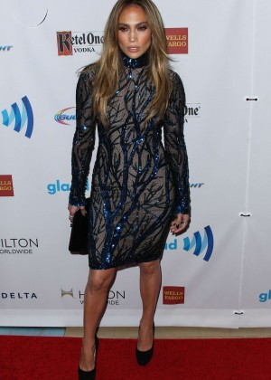 Jennifer Lopez: 2014 GLAAD Media Awards -19