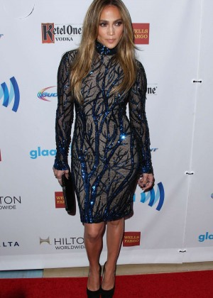 Jennifer Lopez: 2014 GLAAD Media Awards -20